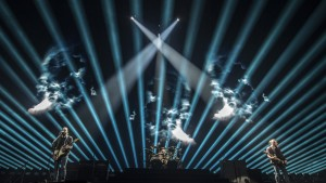 Dizzy Mizz Lizzy, Royal Arena, 17.2.2017