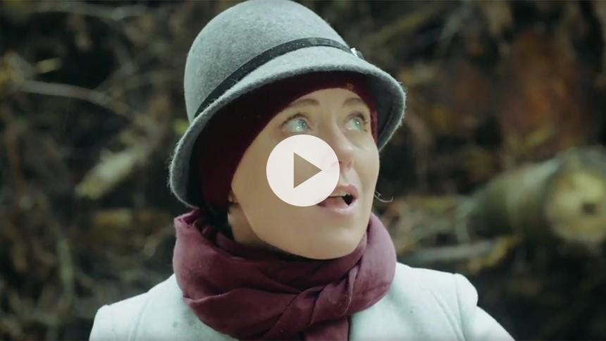 Se smuk musikvideo fra koncertaktuelle Katrine Stochholm –ude i naturen