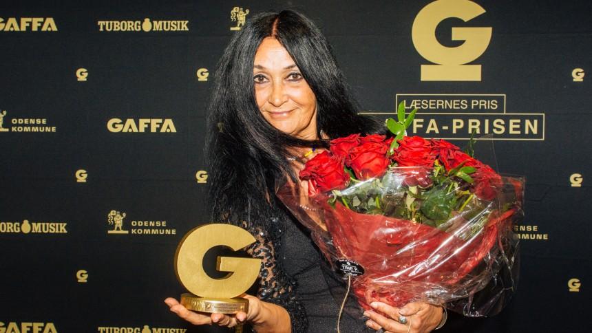 Savage Rose, vinder af GAFFAs Specialpris: Sangene og musikken er vores hjertebørn