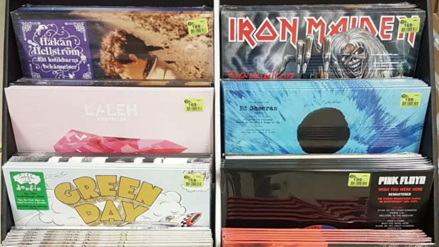 IFPI offentliggør årsregnskabet for de danske musikselskaber – vinylsalg stiger markant