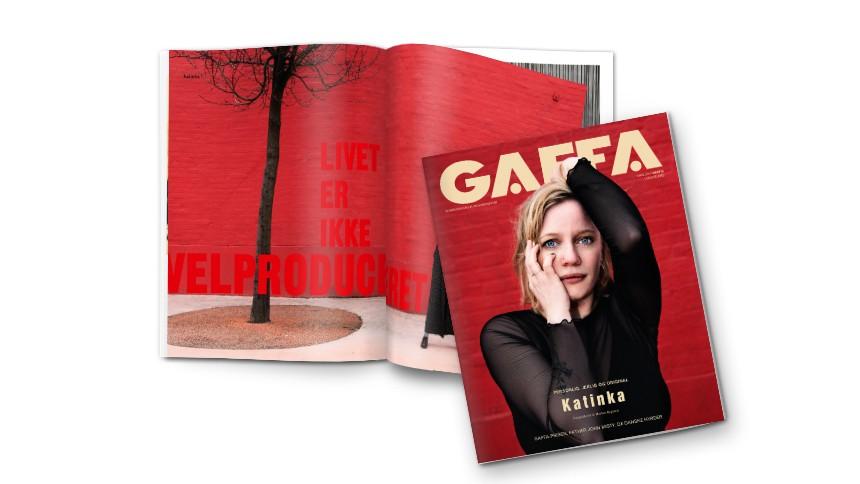 Mød album- og turnéaktuelle Katinka i GAFFA april – på gaden i dag