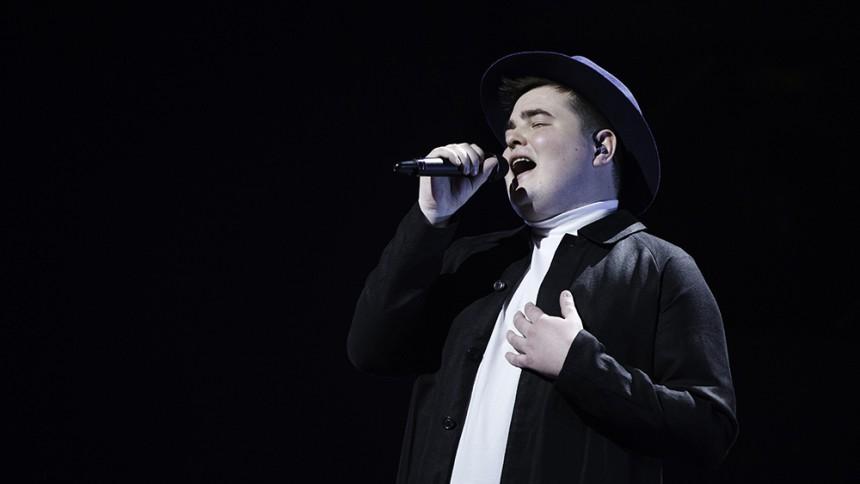 """Morten """"The Underdog"""" Nørgaard vinder X Factor – hør vindersangen her"""