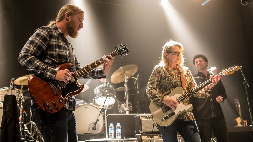 Tedeschi Trucks Band giver dansk ekstrakoncert