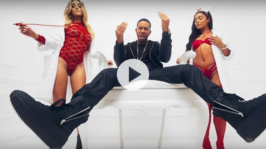 Ludacris leger doktor i sin nye video