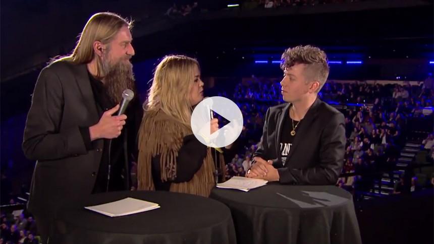 Videointerview med Mads Langer fra GAFFA-Prisen: – Man skal sige noget, hvis man har noget på hjerte