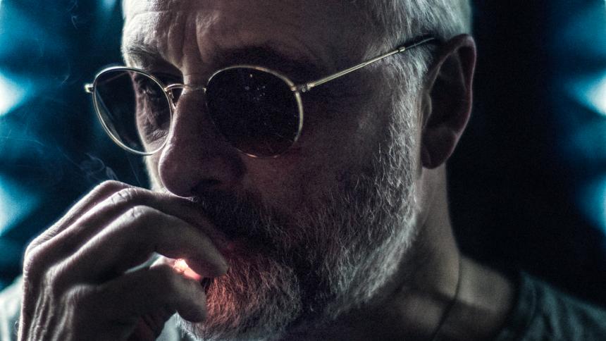 Allan Olsen klar med detaljer om kommende album