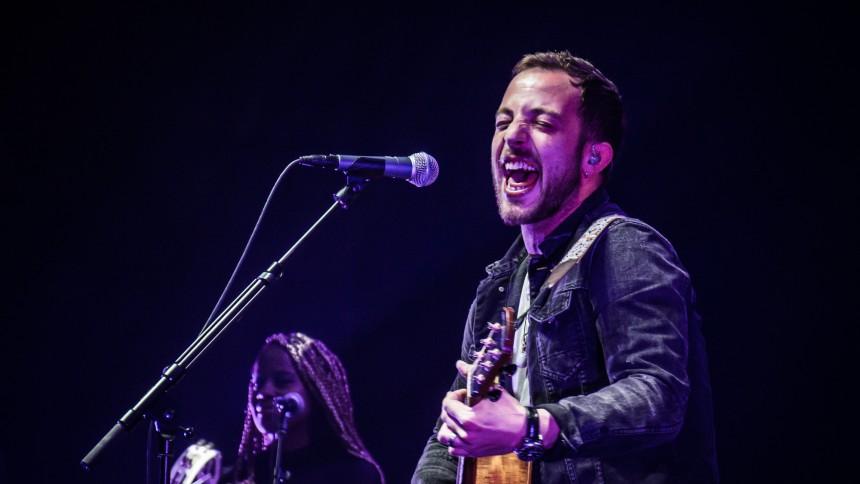 Den soulede singer-songwriter holdt højt niveau trods sløjt publikum