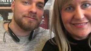 Ásgeir i Island april 2017