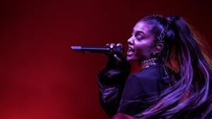 Ariana Grande, Boxen, 12-5-2017