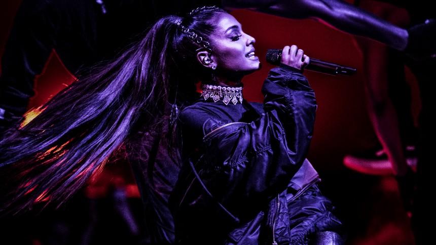 Ariana Grande ude med ny single