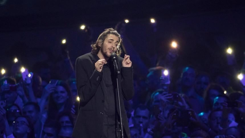 Portugal vinder Eurovision Song Contest