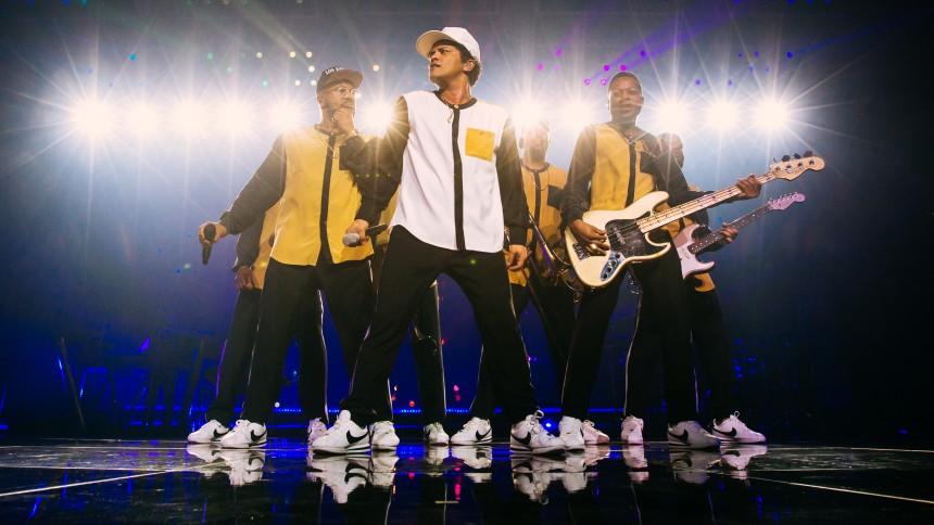 Bruno Mars-interview: Min musik skal give lyst til at danse, blive forelsket, græde, elske, alt