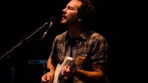 Eddie Vedder, Heartland Festival, 030617