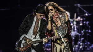Aerosmith, Royal Arena, 5-6-2017