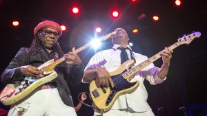 CHIC feat. Nile Rodgers, Fredagsrock, Tivoli, 090617