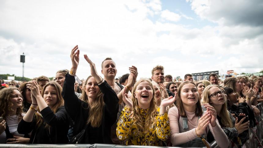 Amerikansk kapitalfond investerer millioner i danske festivaler