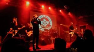 I'll Be Damneds turnédagbog i Tyskland 080617
