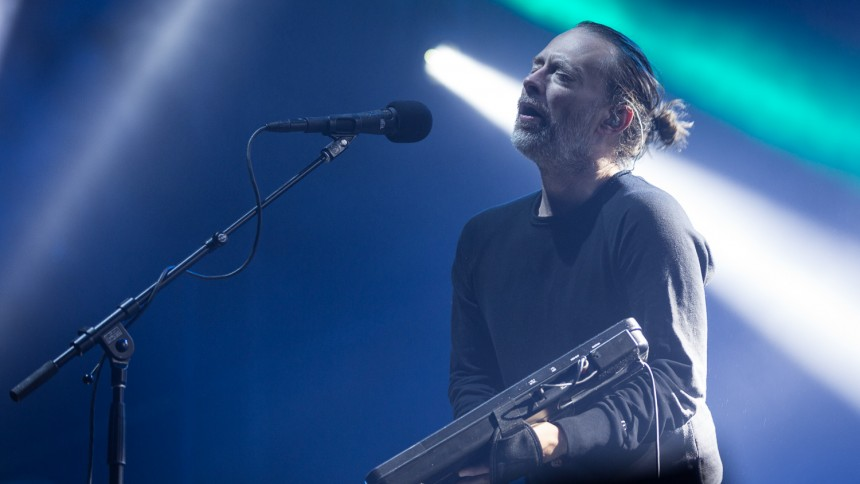Rock and Roll Hall of Fame: Radiohead forbigået