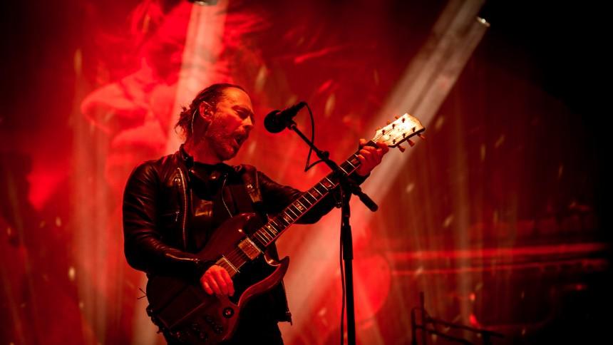 Radiohead taler ud om 2012-ulykken