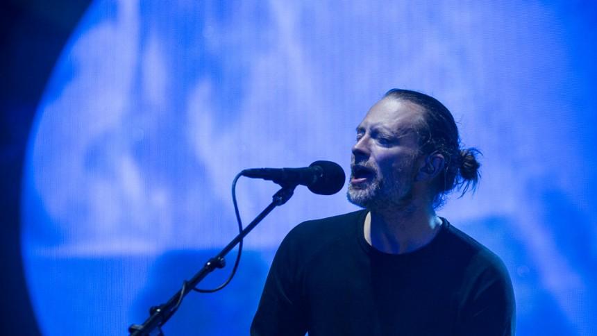 TRØSTE-NORTHSIDE: Se Radioheads magiske NorthSide-koncert fra 2017