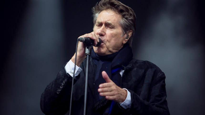 Godt nyt til alle billetindehavere: Bryan Ferry kigger forbi Viborg i 2021