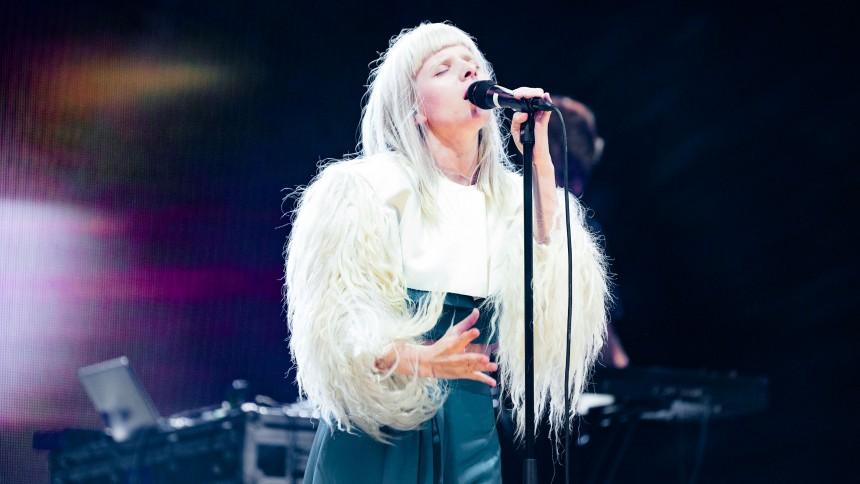 Aurora kommer til Danmark