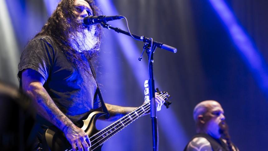Slayer giver dansk afskedskoncert