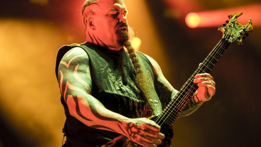 Sønderrivende Slayer slagtede Copenhell