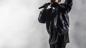 The Weeknd, Roskilde 20.07.2017