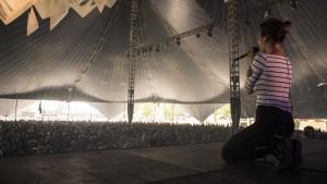 Warpaint Roskilde Festival 28/6-2017