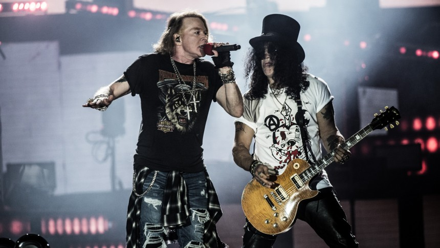Guns N' Roses slår YouTube-rekord