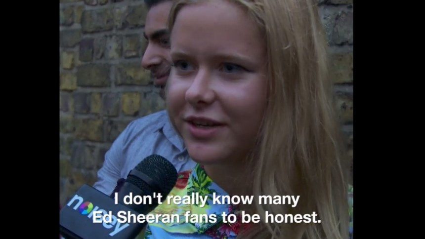 Ed Sheeran - Extrakonsert