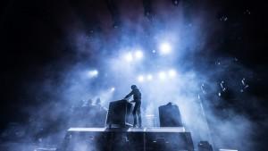 Justice - Roskilde orange - 29.6.2017