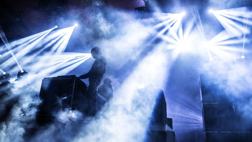 Justice på Roskilde Festival: Disko har altid været en vigtig del af den musik, vi skaber