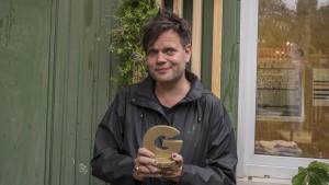 Trentemøller får overrakt Gaffa-Prisen 2016 for Årets Danske Elektroniske Udgivelse