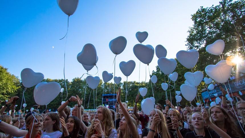 Se de flotteste billeder fra Nibe Festival
