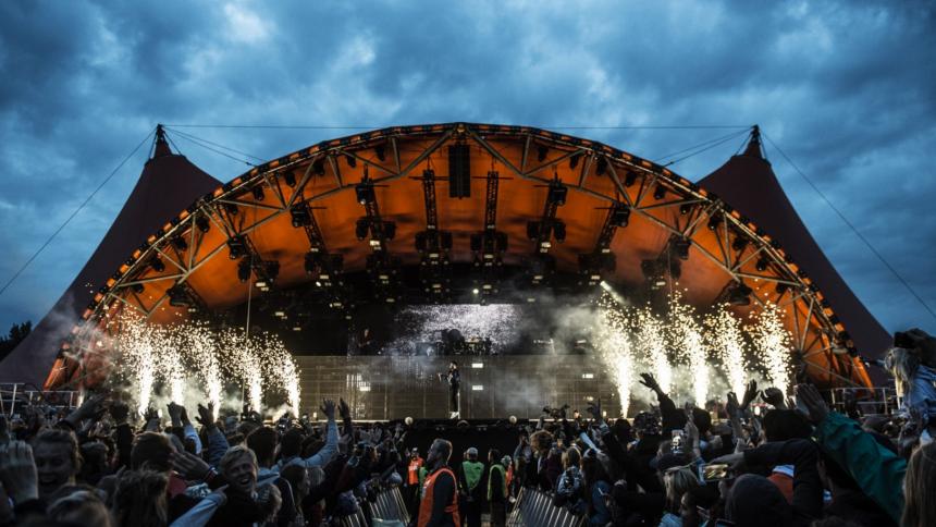 Roskilde annoncerer spilledage for udvalgte kunstnere