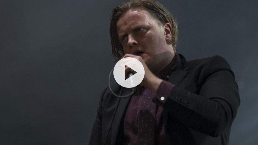 Se masser af intense livevideoer fra Roskilde Festival