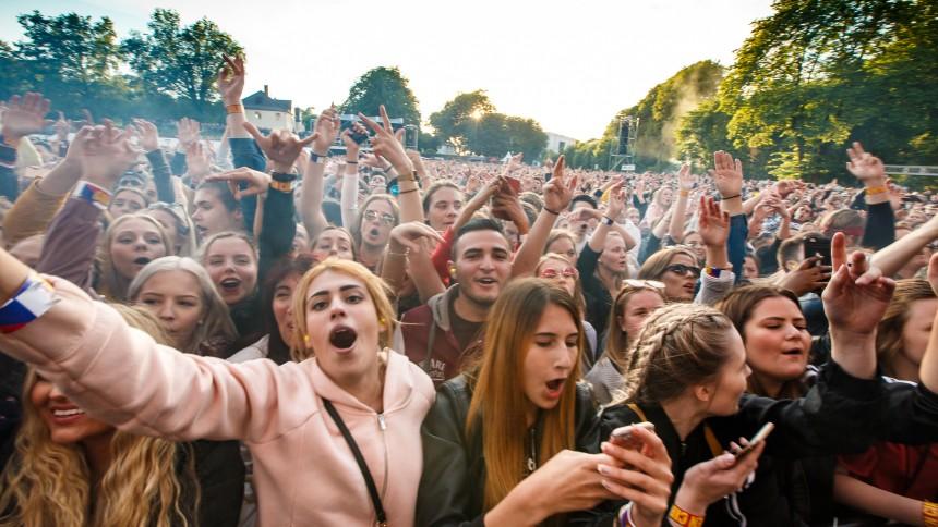 Se, hvordan din drømmefestival ville se ud baseret på din musiksmag