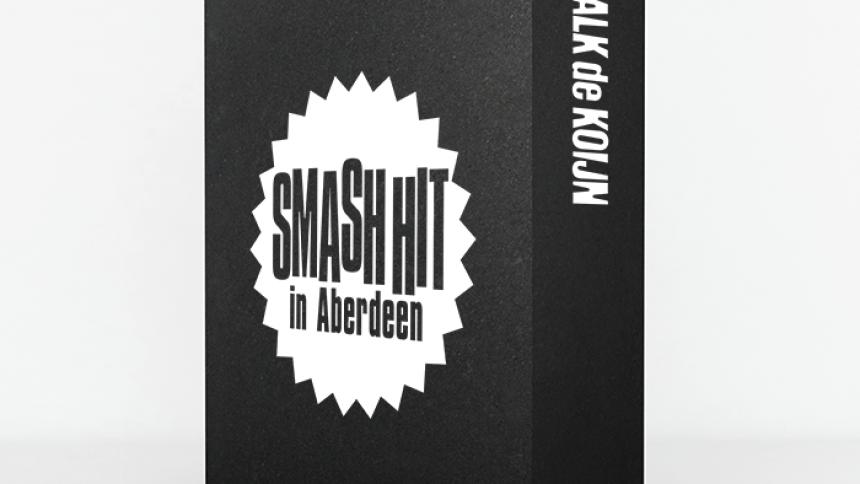 """Malk de Koijn genudgiver """"Smash Hit In Aberdeen"""" i overdådigt boks-format"""
