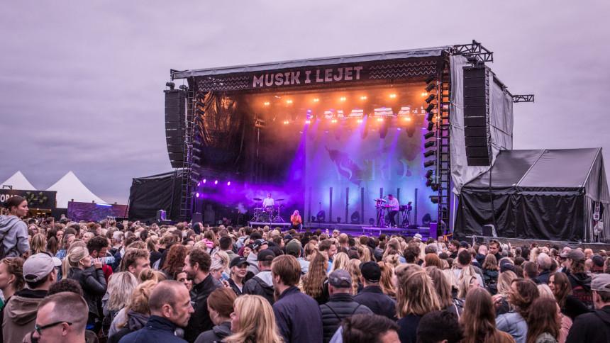 Musik i Lejet klar med internationalt hovednavn–og flere danske kunstnere