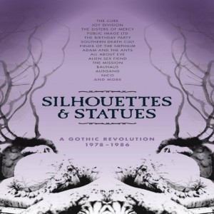 Diverse kunstnere: Silhouettes & Statues – A Gothic Revolution 1978-1986