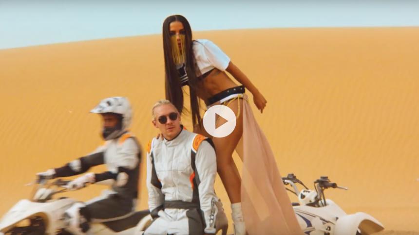 Smukfest-aktuelle Major Lazer hitter med ny musikvideo