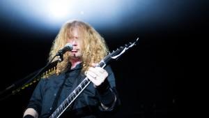 Megadeth Vega 020817