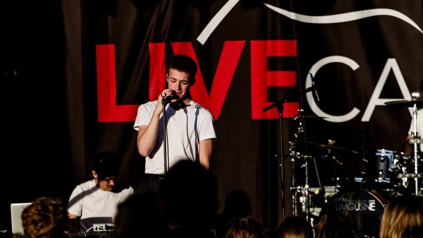 Reportage: Dag 1 på Live Camp 2017