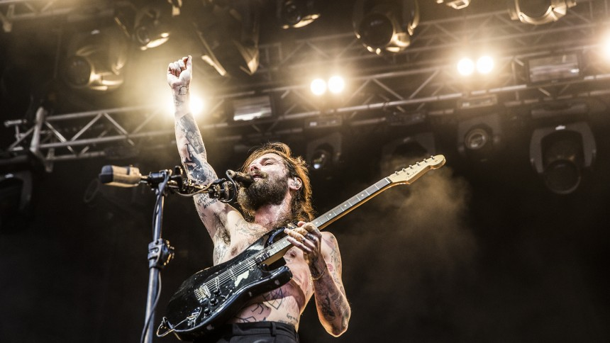 Biffy Clyro annoncerer ny koncertdato i Danmark