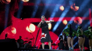 Robbie Williams Parken 070817