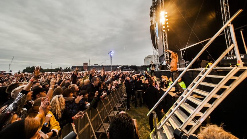 Haven Festival '17 - Talsmand gør status efter succesfestival: Plads til forbedringer