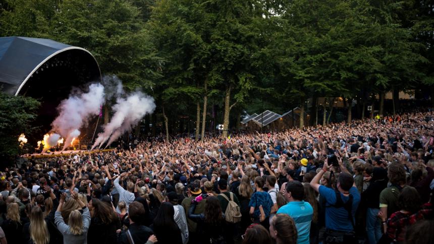 Smukfest: Fed folkefest gennem 40 år