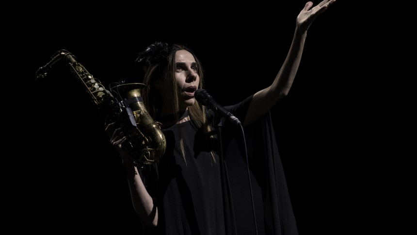 Storslået: Fortryllende PJ Harvey dryssede magi over Randers